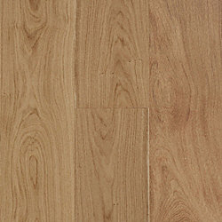 3/8 x 6-3/8 Big Horn Oak Wire Brushed Engineered Hardwood Flooring